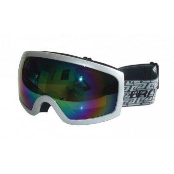 BROTHER B276-STR lyžařské brýle - stříbrné