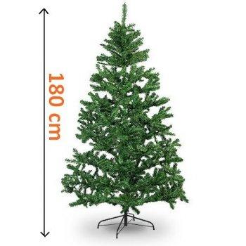 Umělý vánoční strom 1,8 m D01103