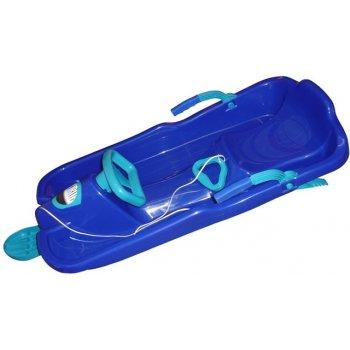 Skibob s volantem  - modrý