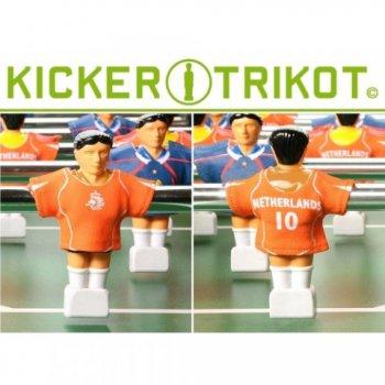 Náhradní fotbalové dresy Nizozemska 11 ks