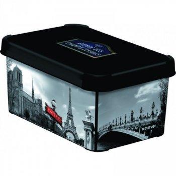 Úložný box - S - Paříž CURVER R33052