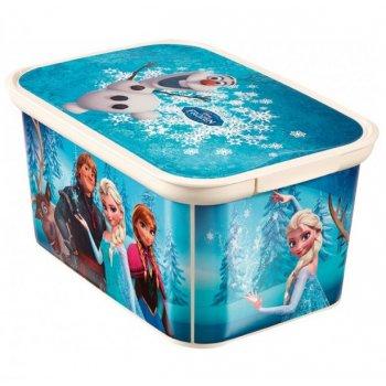 Dětský úložný box Ledové království - S CURVER R33037