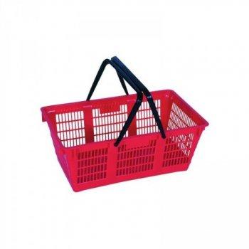 Nákupní košík plastový CURVER R32250