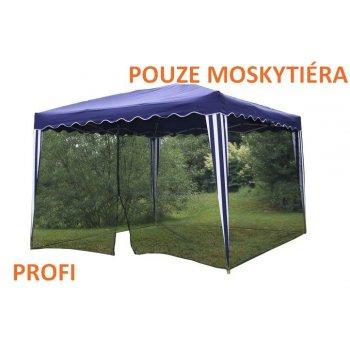 Moskytiéra na zahradní párty stan 12 m PROFI D01590