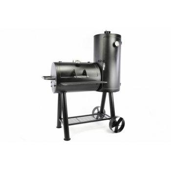 Smoker Grill udírna BBQ XXXL 70 kg Barbecue D34843