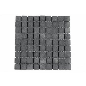Mramorová mozaika Garth šedá obklady - 1x síťka D27854