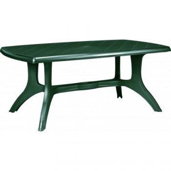 Plastový stůl WELLINGTON - zelený R35580