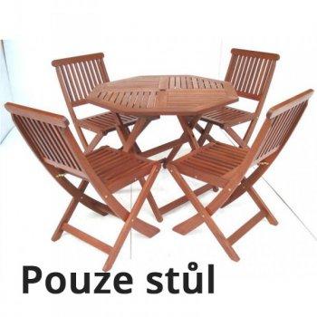 Dřevěný stůl ISLAND R35323