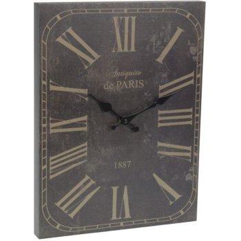 Nástěnné hodiny  ANTIK 30 x 39 cm PAŘÍŽ