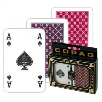 Poker karty COPAG SPECIÁL - Doppelpack TH36275