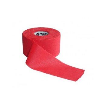Pevný tape 3,8x13,7 m červený