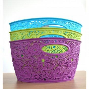 Košík VICTORIA - MIX barev CURVER