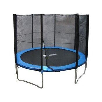 Venkovní trampolína s ochrannou sítí - 305 cm