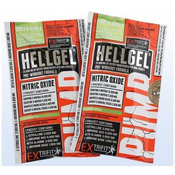 Extrifit Hell Gel 46 g green apple