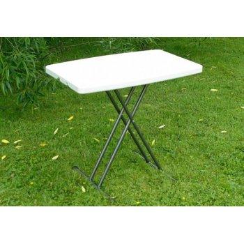 Zahradní skládací piknikový stůl 69 x 77 x 49 cm D00946