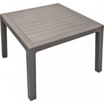 Zahradní plastový stůl MELODY QUARTED R35869