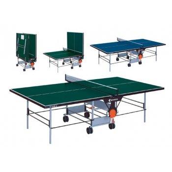 Pingpongový stůl zelený - Sponeta S3-46e AC32665