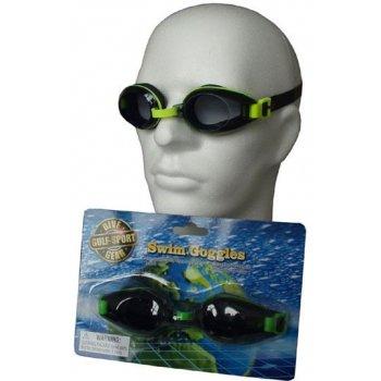 Brýle plavecké antifog