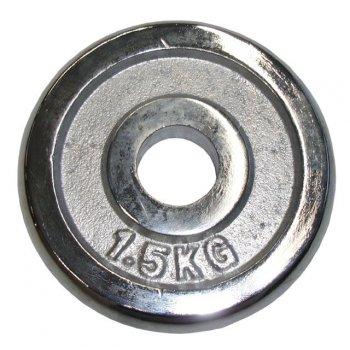 Kotouč chrom 1,5 kg - 30 mm