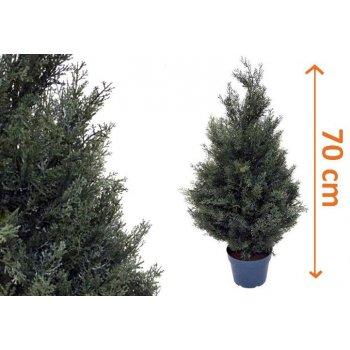 Umělý stromek - cypřiš, 70 cm D02492