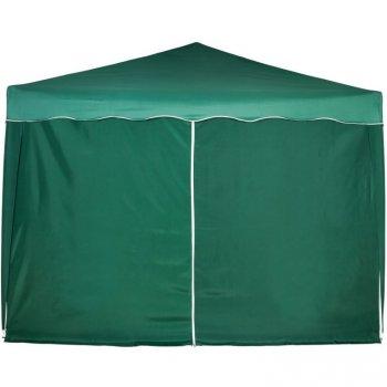 Náhradní boční stěna ke stanu se zipem - zelená