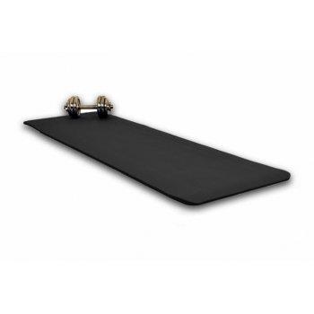 Podložka na jógu 190 x 60 x 1,5 cm - černá D02265