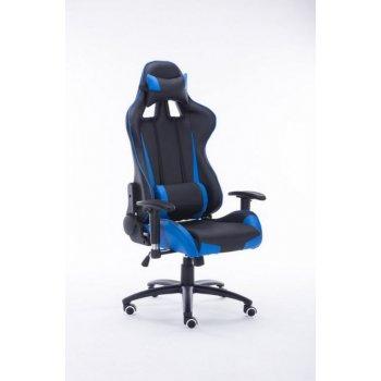 Kanclářská židle - křeslo NEW YORK - modrá