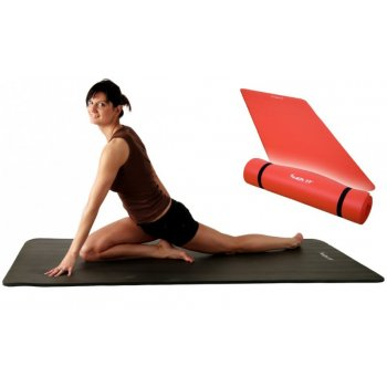 Gymnastická podložka Movit červená 190 x 100 x 1,5 cm M01978