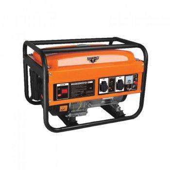 Benzínový generátor SH 2580-C S30960