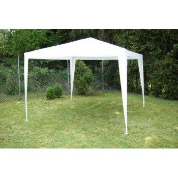 Zahradní párty stan - bílý 3 x 3 m D00386