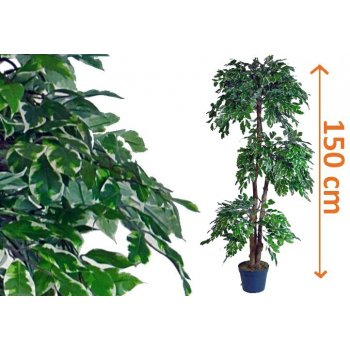Umělý stromek - fíkus, 150 cm D02489