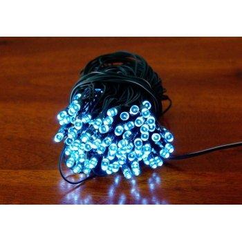 Zahradní solární řetěz Garth - 50x LED dioda studená bílá