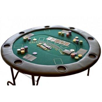 Profesionální rozkládací pokerový stůl D00999
