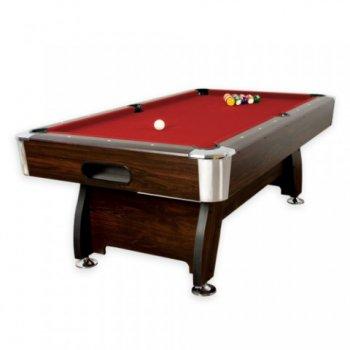 Kulečníkový stůl pool billiard kulečník 8 ft - s vybavením M01399
