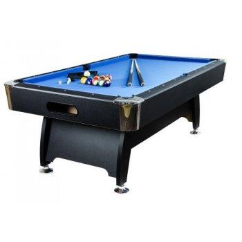 Kulečníkový stůl pool billiard kulečník 8 ft s vybavením M08675