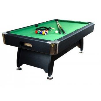 Kulečníkový stůl pool billiard kulečník 8 ft s vybavením M07310