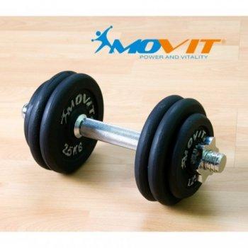 MOVIT Profesionální činka 15 kg M01252