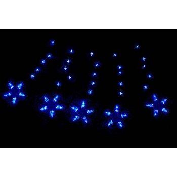 Vánoční osvětlení 100 LED hvězdy D00849