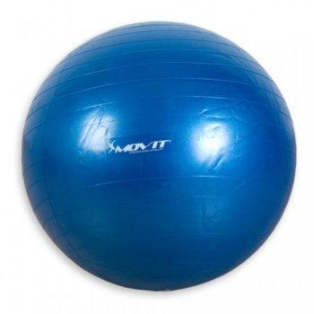 Gymnastický míč Movit modrý 75 cm M01986