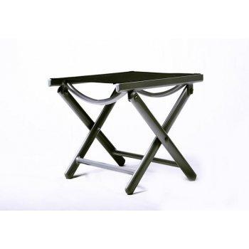 Hliníkový zahradní set - 9 dílů - černá