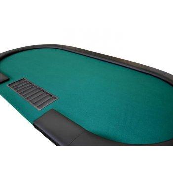 XL pokerový stůl - Casino stůl - do 10 hráčů