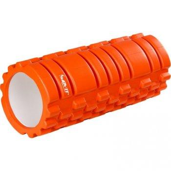 Posilovací masážní válec - FITNESS ROLLER MOVIT oranžová M40582