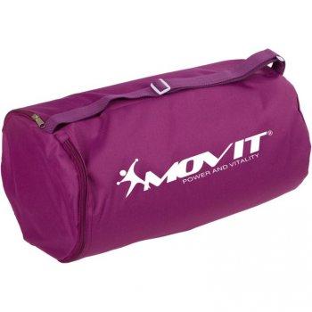 Akupresurní podložka s polštářem MOVIT 75 x 44 cm - fialová