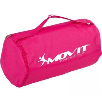 Akupresurní podložka s polštářem MOVIT 75 x 44 cm - růžová
