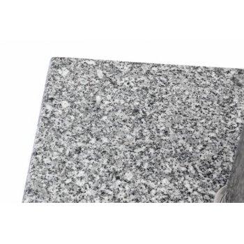 Stojan pro slunečník - žula a ocel - 37 kg