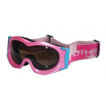 Lyžařské brýle JUNIOR - růžové