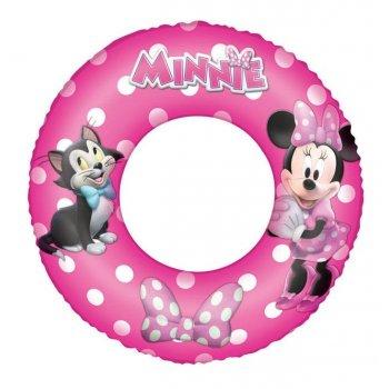 Nafukovací kruh Minnie 56 cm