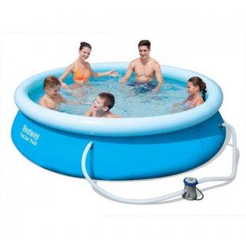Bazén samostavěcí s filtrem 305 x 76 cm AC35472