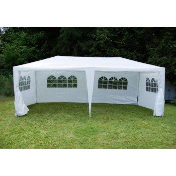 Zahradní párty stan 3 x 6 m, bílý
