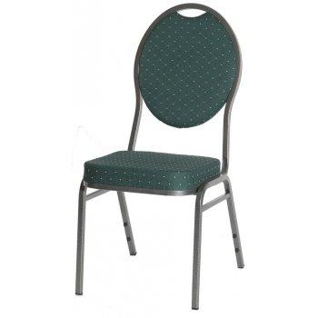 Kvalitní kovová židle Monza - zelená ABC01485